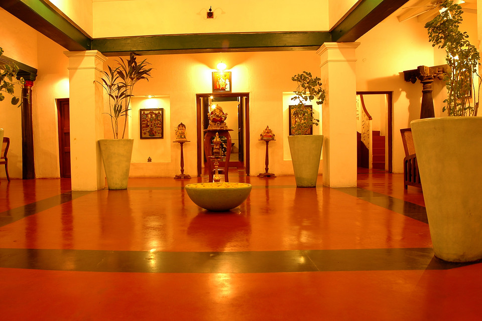 Famous Boutique Hotels in Puducherry