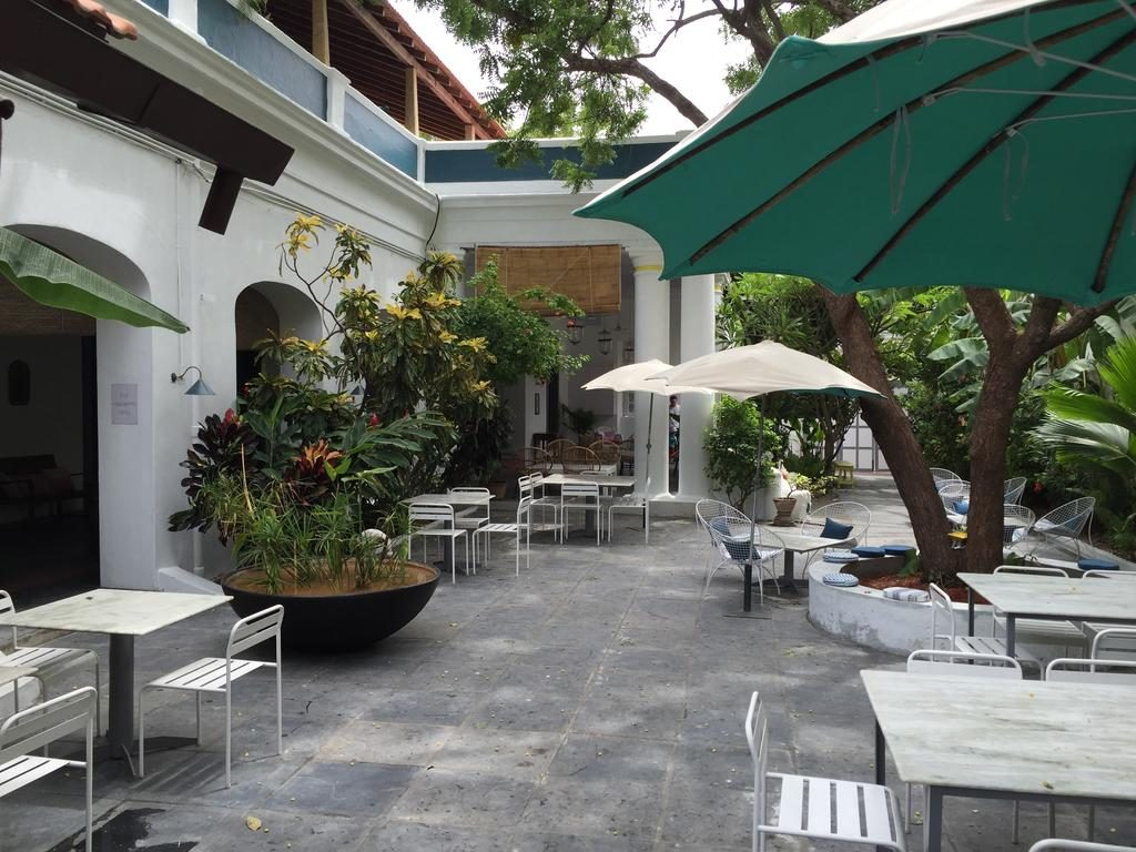 Hotels in Puducherry