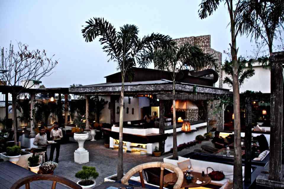 rooftop restaurants in Delhi 5
