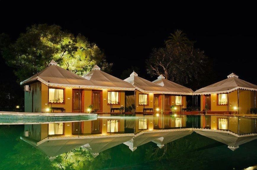 Best Resorts in Pushkar