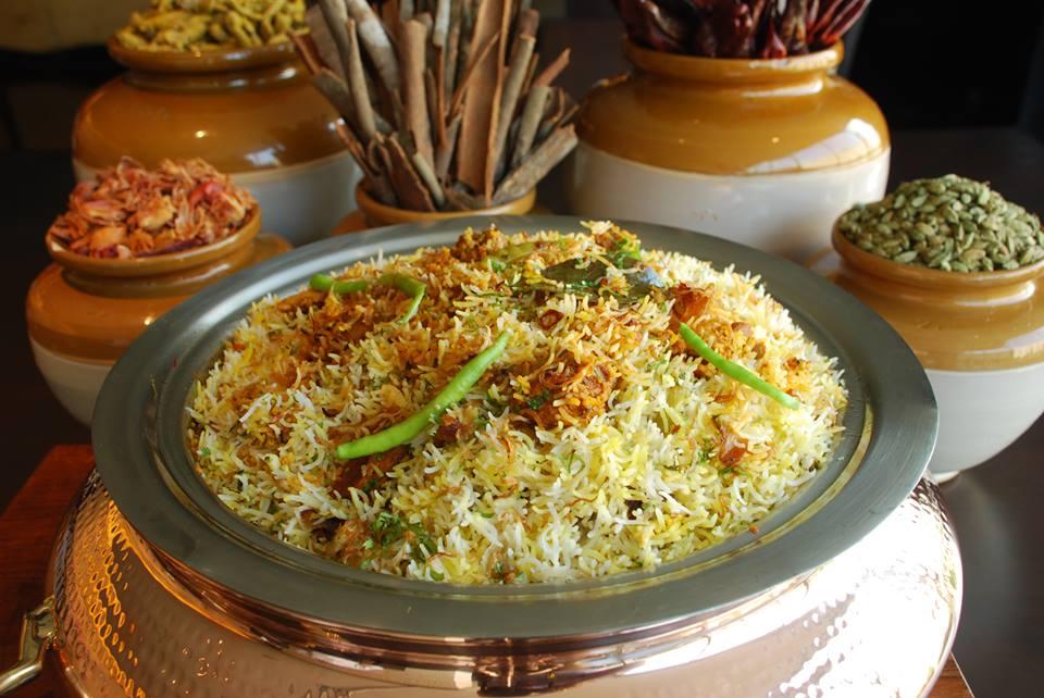 Biryani points in Hyderabad