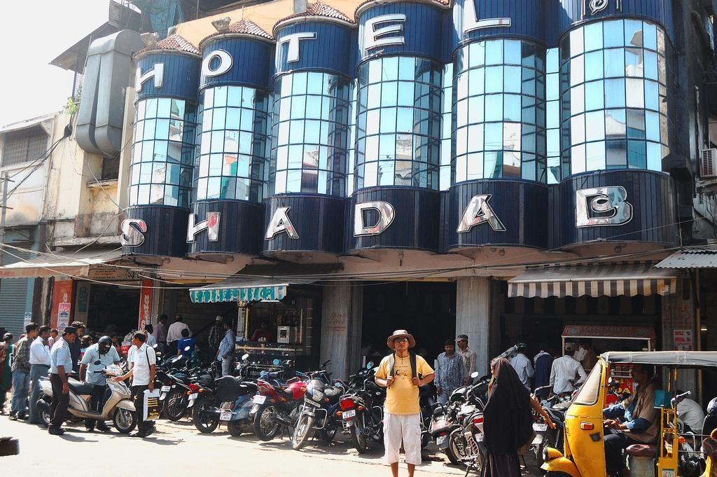Famous Biryani Points in Hyderabad