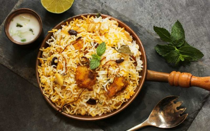 Famous Biryani Points in Hyderabad