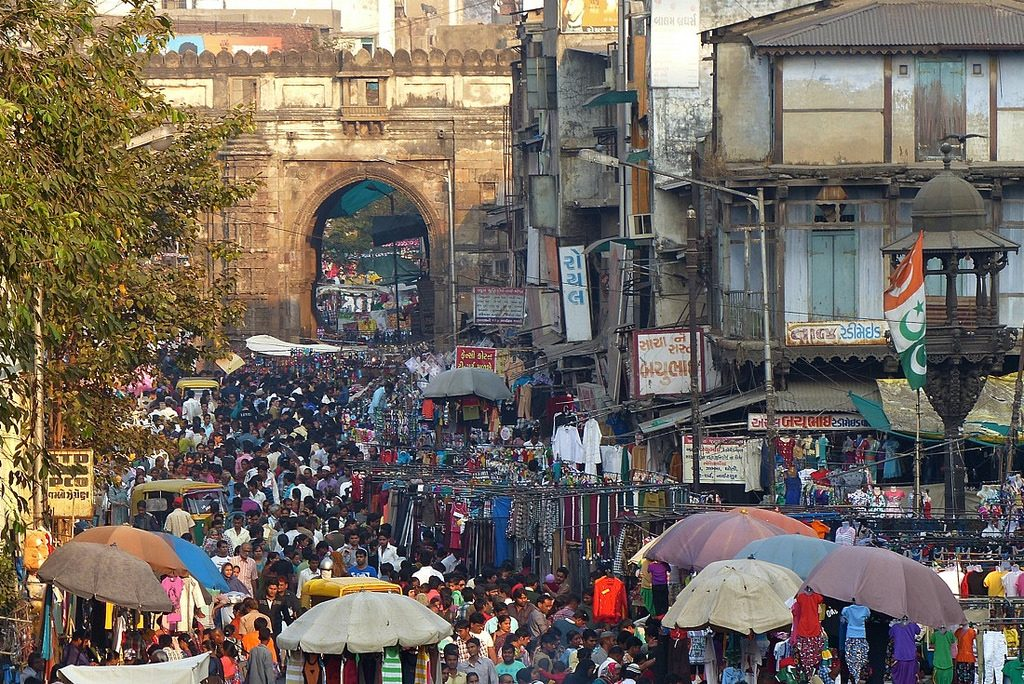 Famous Market Places in Ahmedabad: