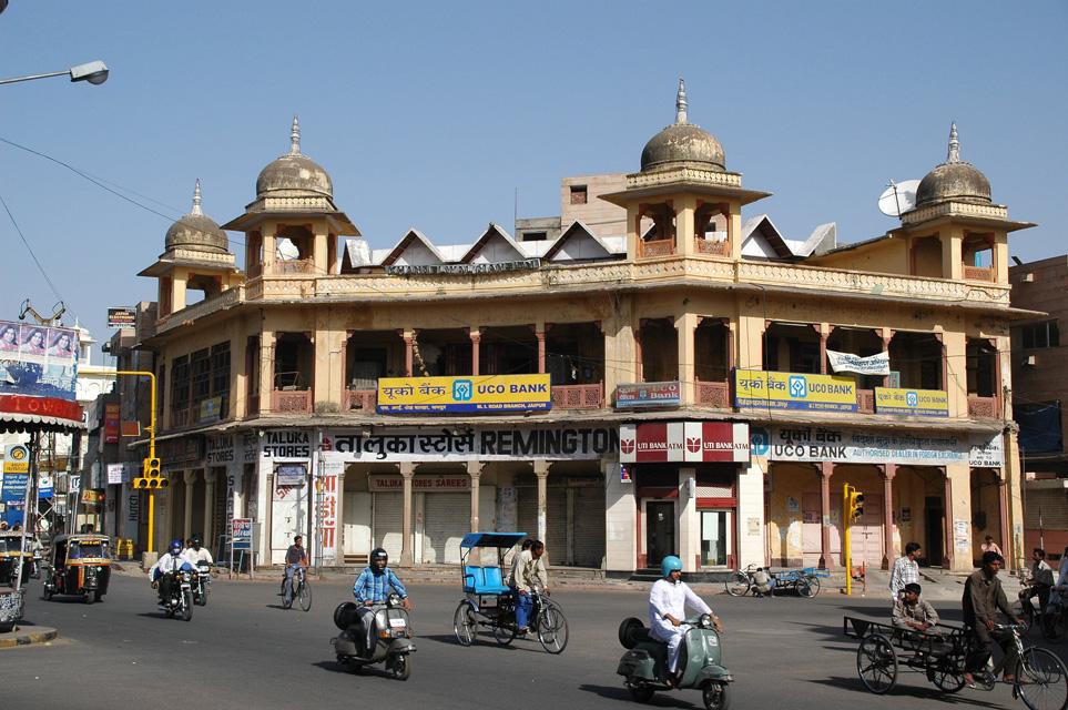 Famous Market Places of Jaipur