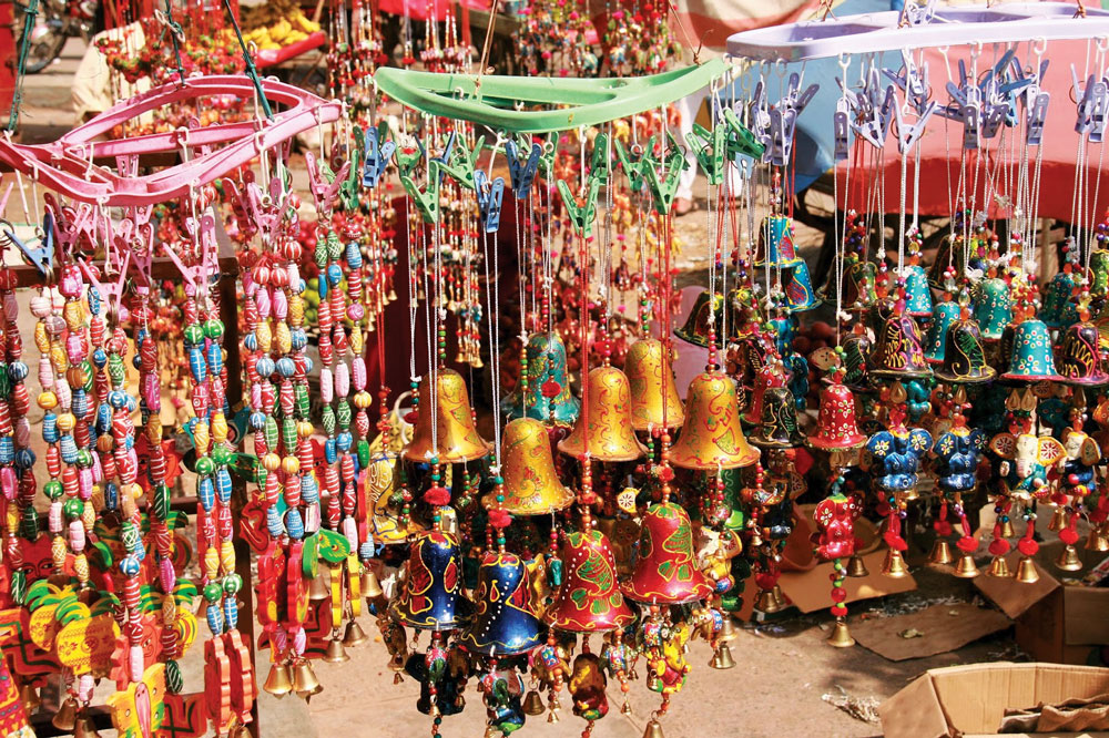 Famous Market Places of Jaipur