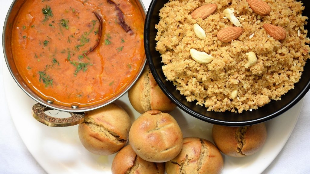 Famous Delectable Food From Rajasthan
