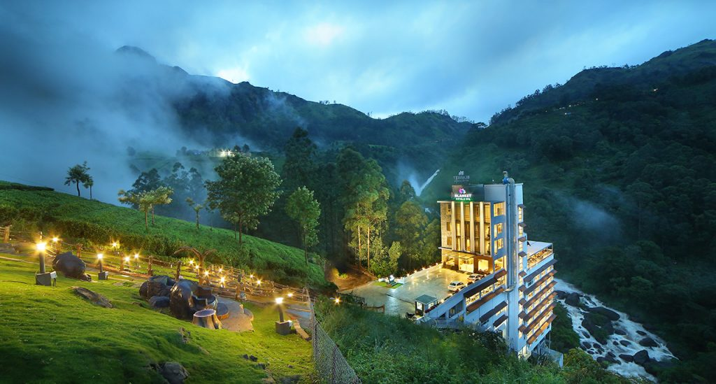 Luxury Hotels in Munnar