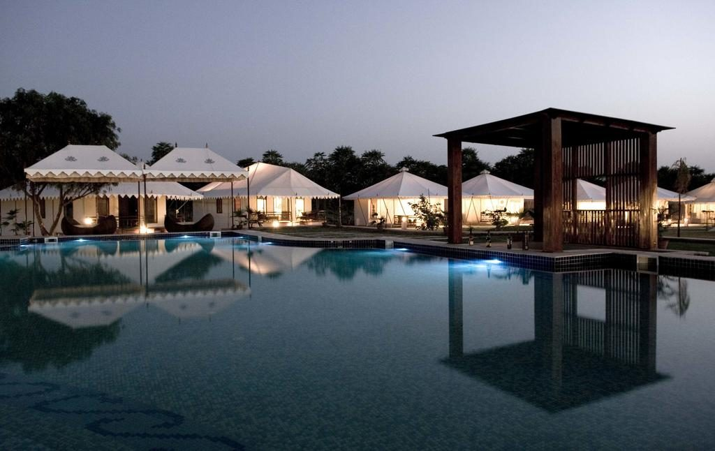 Resorts in Pushkar
