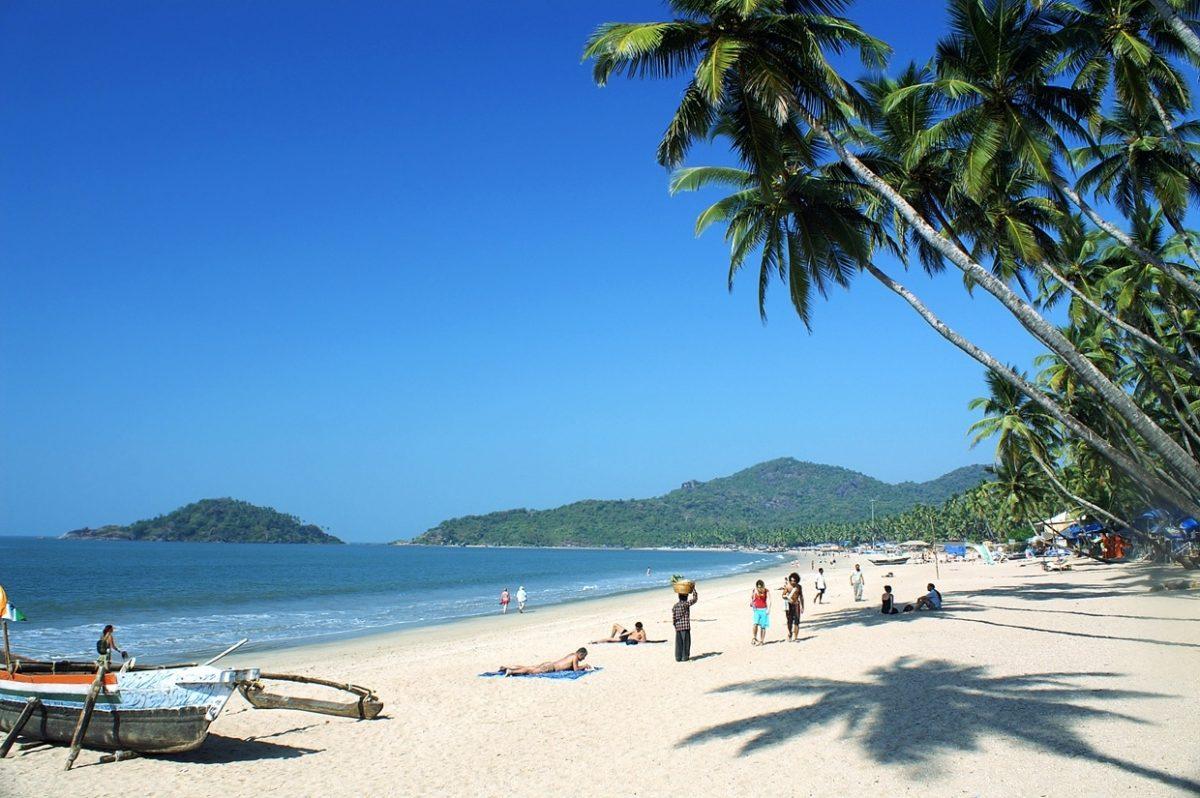 Famous beaches in Goa