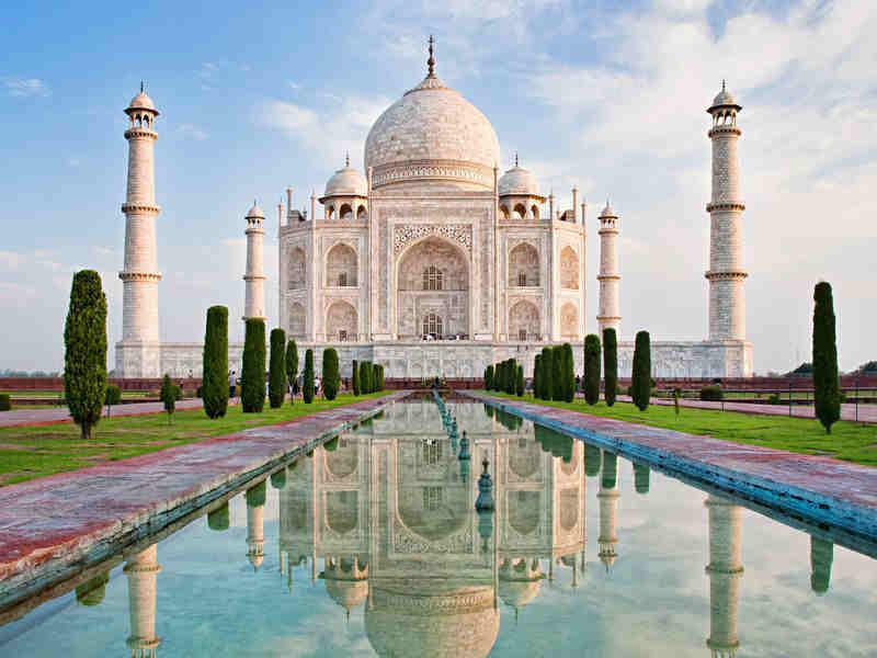 Romantic places in India