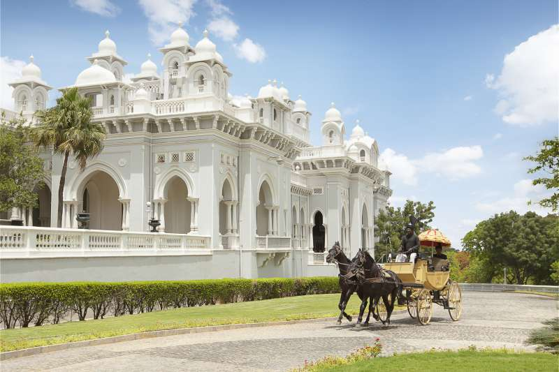Top Luxury Hotels in India