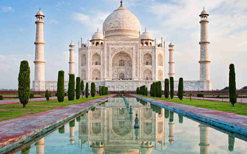 Beautiful places to see in India