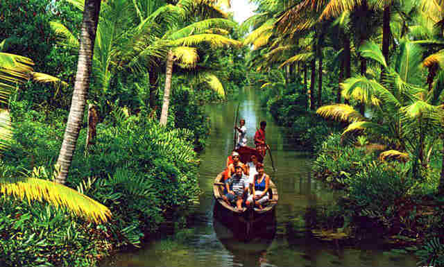 Kerala with Kids Travels in India