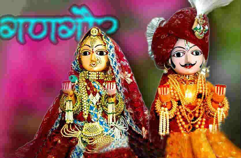 Gangore Festival in India