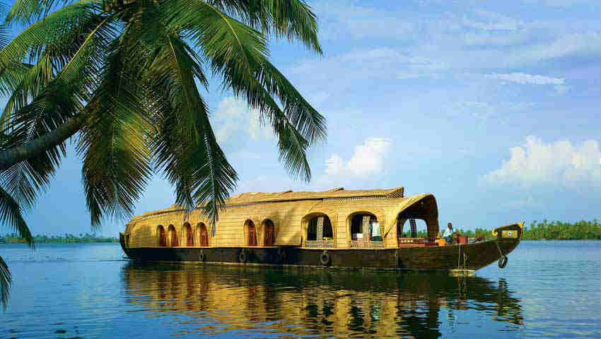 Things to see in South India