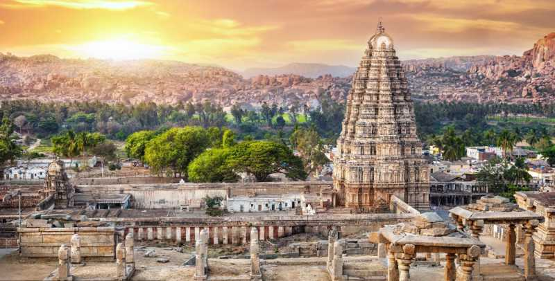 Best of South India Temples