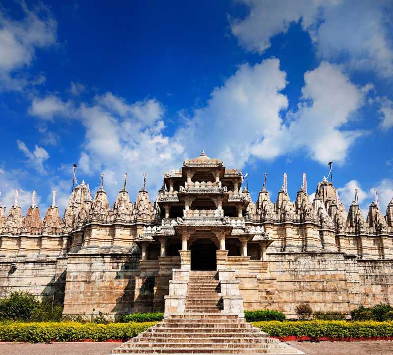 Spiritual retreats in India