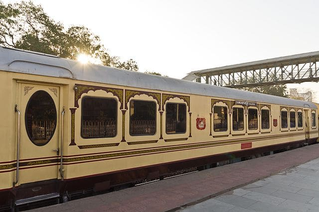 Luxury Train in India