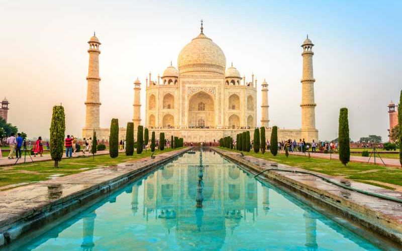 Traveling as a couple to India