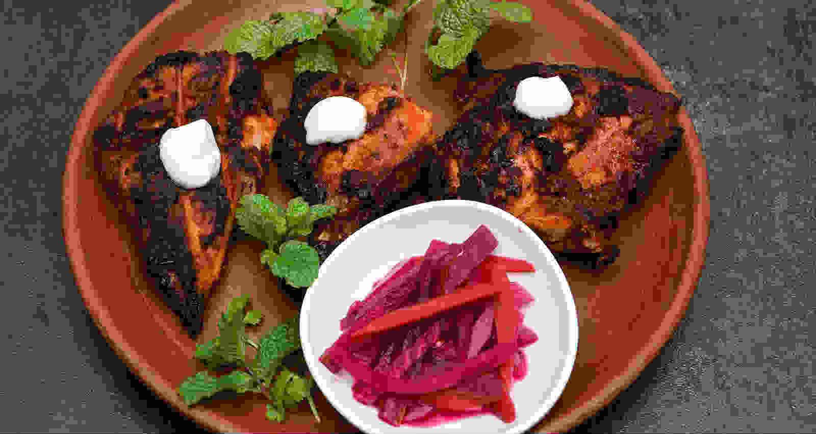 The favorite dishes in Delhi