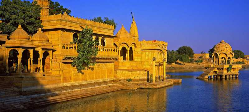 Most romantic places of Rajasthan
