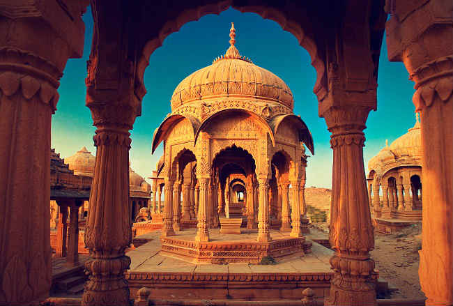 Sacred Places of India