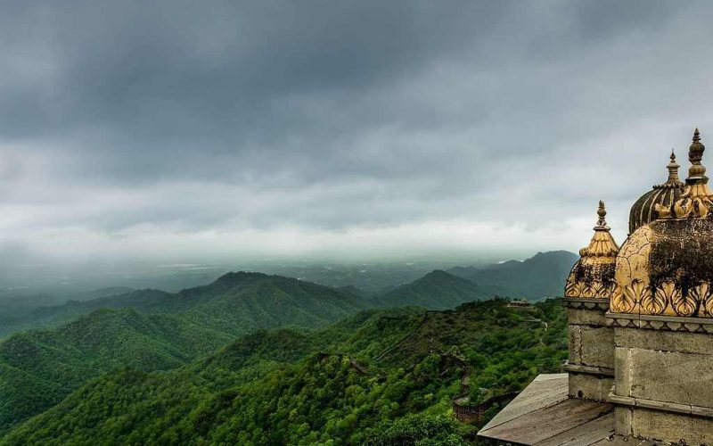 Kumbhalgarh Fort in Rajasthan