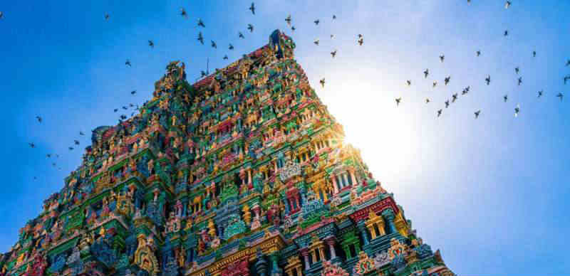 Stunning Hindu temples in India