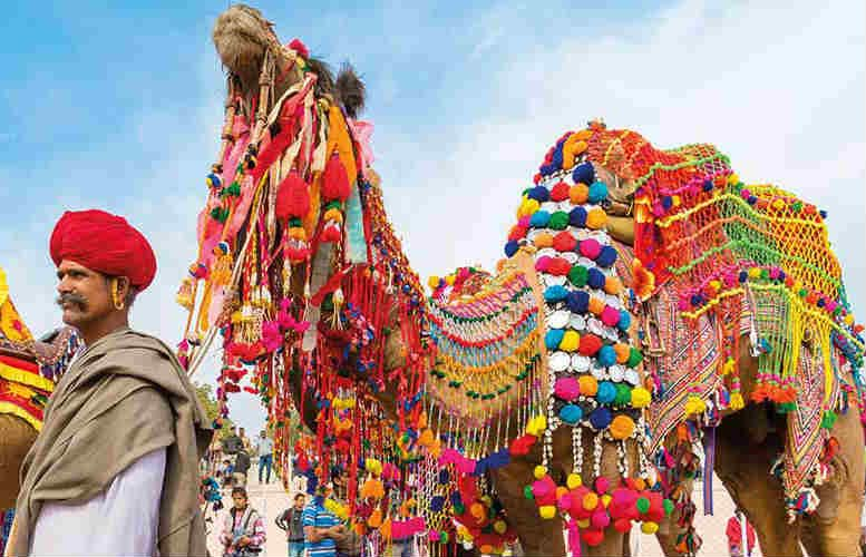 Rajasthan Fairs and Festivals